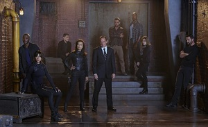 Agents of SHIELD -
